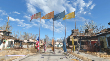 Workshop Addon - Flags of the Commonwealth