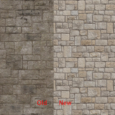 Church Walls 4k re texture