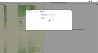 Tagifier Config Screen