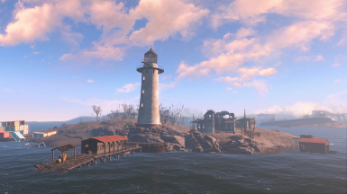 Spectacle Island Lighthouse