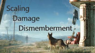 Immersive Scaling - Damage - Dismemberment