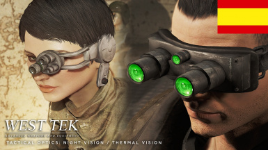 West Tek Tactical Optics Spanish Translation
