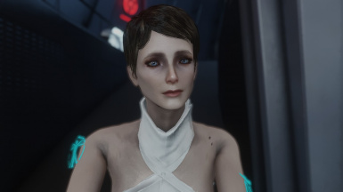 Detroit Become Human - Kara Preset