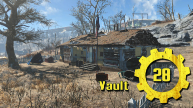 Vault 28 - The Absent Ghoul