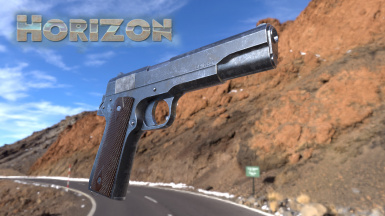 Chrislor's Pistols and Revolvers Horizon Patches