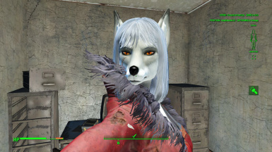 Vulpine Race At Fallout 4 Nexus Mods And Community