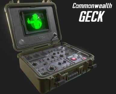 Commonwealth GECK Project - All Locations - New Settlements at