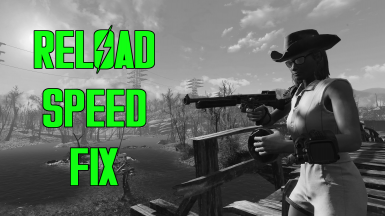 Reload Speed Fix At Fallout 4 Nexus Mods And Community Time in seconds to refill the magazine from empty. reload speed fix at fallout 4 nexus