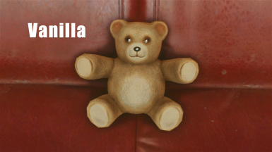 Vanilla Teddy bear