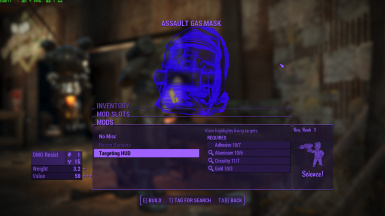 Power Goggles - Power Armor Mods for Goggles