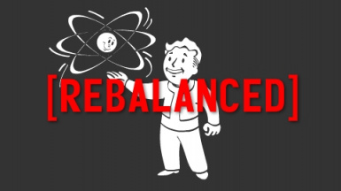 Be Exceptional Rebalanced - New Vegas Style