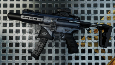 Vault-Tec Special Compact Weapon System by SIG