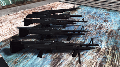 M60 Meshed Up - OUTDATED - at Fallout 4 Nexus - Mods and