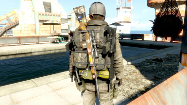 Included in upcoming Visible Holstered Weapons on Packs mod too