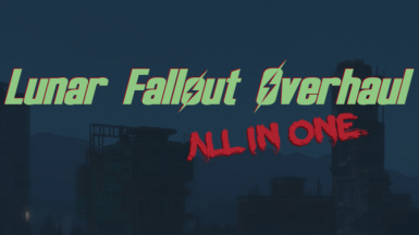 Lunar Fallout All in One Overhaul