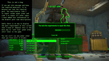 Lunar Fallout All in One Overhaul at Fallout 4 Nexus - Mods