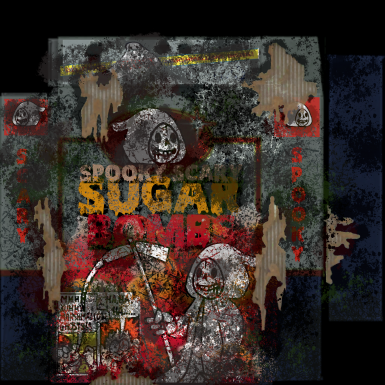 New Remade Spooky Scary Sugar Bombs for 1.2