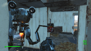 Codsworth Recommends Spooky Sugar Bombs