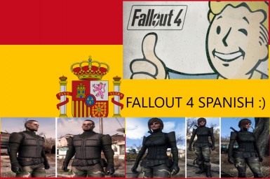 Tactical Armor Spanish