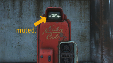 no DLC Nuka World park safety rules