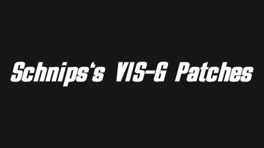 Schnips's VIS-G Patches