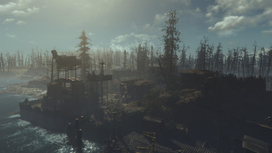Edmond's Far Harbor Dalton Farm Vanilla Blueprint