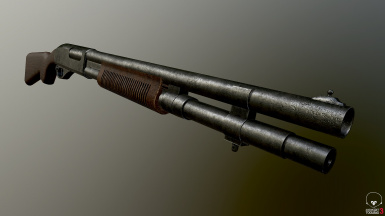 Covadonga's Remington 870 Shotgun (Authorised Re-Upload) and Texture Addon (Obsolete - Legacy - Potential Bugs - Unsupported)