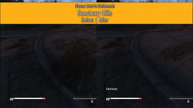 Sanctuary Hills - Before / After