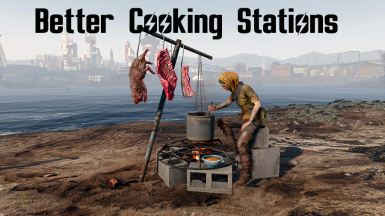 Better Cooking Stations - Deutsch