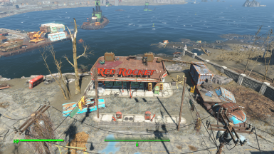 Settlements Redone - Red Rocket Settlements by Tarsis31 and Yagisan