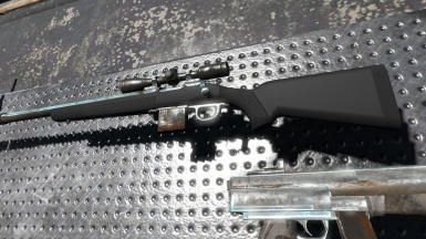 Remington 700 Precision Stock