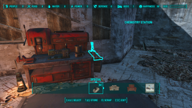 Movable Workshop Workbench At Fallout 4 Nexus Mods And Community