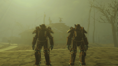 Slim Power Armor