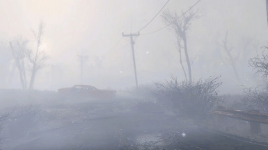 Whispering Hills - A Silent Hill Overhaul for Fallout 4