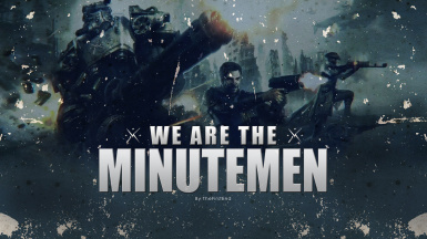 We Are The Minutemen - Deutsch