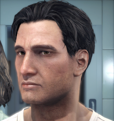 Modded Nate Preset Side View