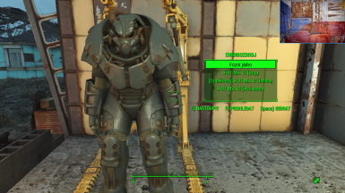 Pick Up Your Power Armor CZ