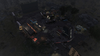 Starlight Drive-in Trading hub and settlement