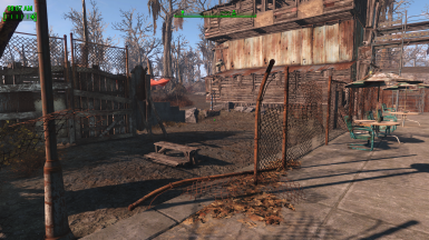 Missing Building (IDEK's logistic station & sim settlements missing - info added by mod author)