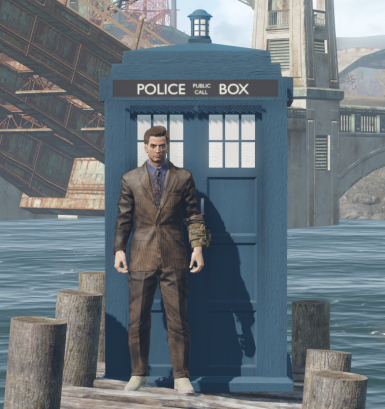 Time Lord's Attire