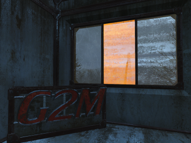 Glazing (WWE) - G2M Workshop compatibility patch