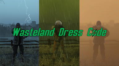 Wasteland Dress Code