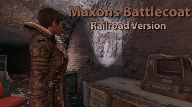 Maxsons Battlecoat Railroad Version