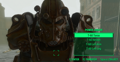 Power Armor Collection System - Allows you to store Power Armor in your inventory