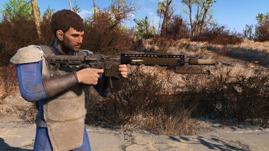 LegacySlayer And Toadies NIArms HK416 Version 0 91 HotFix at Fallout