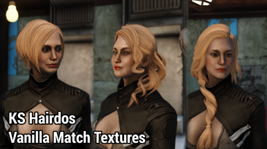 KS Hairdos - Vanilla Match Retextures