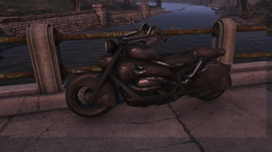 Motorcycle Re-texture