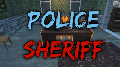 Police Table - Sheriff Table