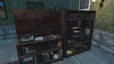 Library - Overdue books are useful (Ru)