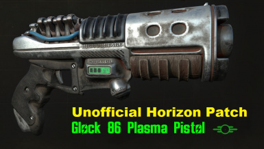 Unofficial Horizon Patches - 3nikhey Weapons